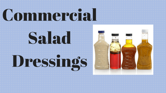 Commercial Salad Dressings